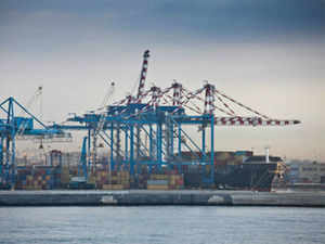 Today, Mundra handles 10 times as many containers - one of the units of cargo handled at a port - as Kandla. In 2012-13, while Kandla handled 118,000 containers, Mundra handled 1.7 million.