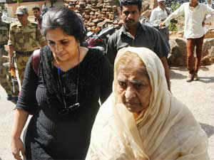 """The lawyer of Zakia Jafri alleged before the magistrate's court here that SIT probing the 2002 Gujarat riots cases """"ignored and manipulated"""" conclusions of NHRC."""
