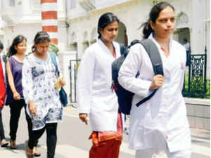 Nearly four lakh students compete for about 35,000 seats in 271 medical colleges, of which 138 are public institutions and 133 are privately run.