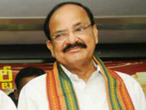 """Rubbishing reports about dissensions in BJP over its Prime Ministerial candidate, senior leader M Venkaiah Naidu today said the party would announce its choice at an """"appropriate time"""""""