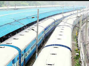 The ambitious Skybus project, after lying in limbo for nine years, is finally bidding goodbye as the Konkan Railway has decided to demolish the mammoth structure. (General image of railways)