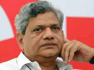 """Accusing ruling Trinamool Congress of unleashing violence against the Left during the West Bengal panchayat polls, CPI(M) leader Sitaram Yechury today said such """"politics of terror"""" undermines democratic structures and ignoring the """"warning"""" signs could be dangerous for democracy."""