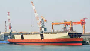 "Union Minister G K Vasan today claimed India would be the ""next hub"" of ship-building industry among the emerging economies."