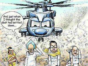 The CAG report piles further pressure on the UPA government as it battles charges of corruption in the run-up to elections next year.