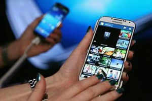 Samsung Electronics on Tuesday launched user interface in nine Indian languages for smartphone and tablet users in the country.