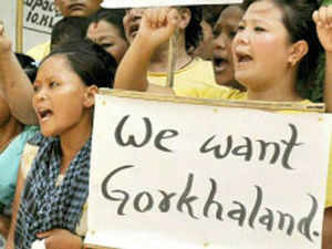 GJM takes softer stand point on its separate statehood movement in Darjeeling