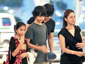 As that list includes Shahrukh Khan himself, who has named his sons Aryan and AbRam, the cleric's fatwa appears to be quite misdirected if not premature.
