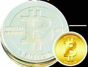 There's a huge buzz around Bitcoin because it only exists online. It can be generated, traded and used to buy things over untraceable online transactions.
