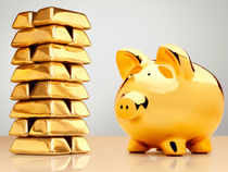 Snapping five-day long rally, gold prices slipped from four-month high by losing Rs 125 to Rs 29,700 per ten grams due to lack of buying support