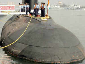 The warship rejoined the navy on April 29, this year. It was fully armed at the time of the mishap, navy sources said.