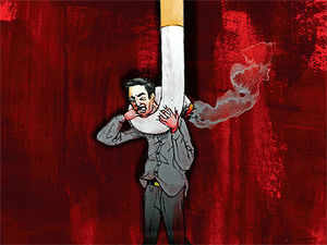 The Supreme Court has hinted at 'connivance' between govt and the tobacco lobby. ITC has made donations to political parties, including the Congress and the BJP.