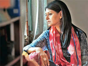 "The time had come to react to this fairness obsession. To change a mindset takes time, but even baby steps in the right direction are needed"" Actor Nandita Das who supports the 'Dark is Beautiful' campaign."