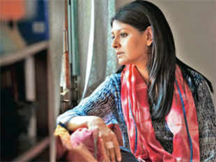 """The time had come to react to this fairness obsession. To change a mindset takes time, but even baby steps in the right direction are needed"""" Actor Nandita Das who supports the 'Dark is Beautiful' campaign."""