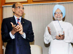 """Tensions between the government and the RBI governor came out in the open as PM called for """"fresh thinking"""" on macroeconomic policy."""