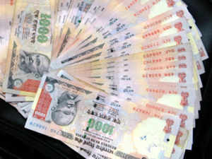 The spurt in bond yields to 9 per cent on the 10-year gilt is expected to hurt the banking sector by Rs 40,000-45000 crore due to depreciation in bond portfolios, a top official of Union Bank of India said