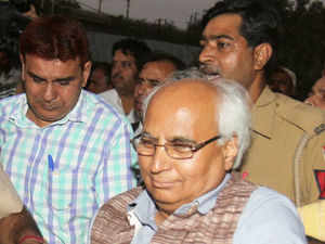 Sudheendra Kulkarni, an accused in the 2008 cash-for-vote scam, told a court here that the Delhi Police had conducted a malafide investigation in the case.