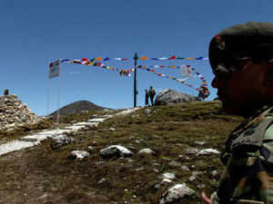 India and China today discussed the recent spate of incursions and ways to maintain peace and tranquility along the Line of Actual Control (LAC) in the border areas