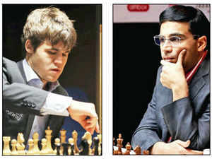 Carlsen's reconnaissance visit to Chennai is not unusual. Champions and their teams constantly chart their moves off the board to gain an advantage.