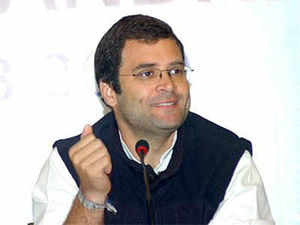 """""""If India is computer, Congress is its default programme,"""" Rahul Gandhi today told a Congress workshop on social media."""