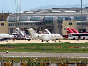 """A PIL seeking inclusion of Madurai airport as a """"point of call"""" in the Bilateral Air Service Agreement was admitted by the Madras High court. (BCCL)"""