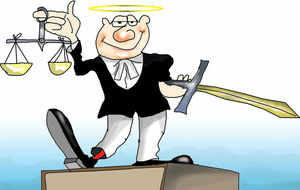 Law companies now joining in pro-bono activities, legal eagles offer free services to needy