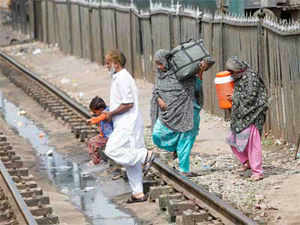 According to Railway Ministry data, 50,298 people were killed from January 2009 to June 2012 which means on an average there are 14,370 trespassing deaths per year and 39 deaths every day.