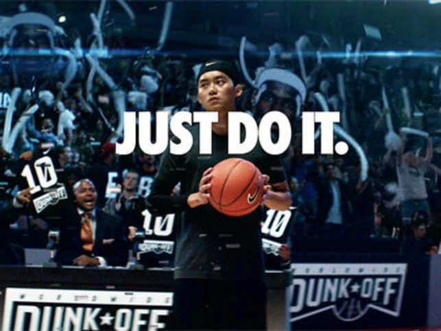 """Nike: Just Do It — Possibilities (by Wieden+Kennedy, Portland): We bet the writer on this Nike spot would have thrown a lot of his initial scripts in the dustbin telling himself, """"This reads good. Now write better!"""""""