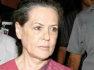 """Sonia Gandhi, who felt some degree of uneasiness and was admitted to AIIMS last night, did not require any """"definitive treatment"""", the hospital said."""