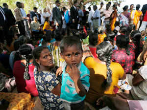 """""""We are reviewing the prospects of extending our aid for backward region to sub-district level,"""" a senior Planning Commission official told ET. (Pic by AP)"""
