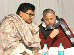 Madhusudan Mistry, had said a few weeks ago that they might consider fielding candidates against Mulayam and Akhilesh Yadav in the next elections.