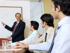 """The Indian School of Business (ISB), one of the first management institutes in the country to introduce the """"flipped classroom"""" to teach students a course on entrepreneurial decision-making."""