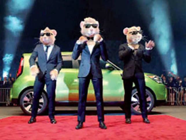 Kia Motors' 2014 Soul model claims to be 'totally transformed' when compared to its predecessors. We get you a creative and a suit's perspective on the ad.