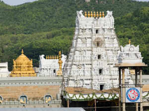 The average daily 'hundi' offering to Lord Venkateswara declined 36% over the past month to Rs 1.5 crore, officials of the Tirumala Tirupati said.