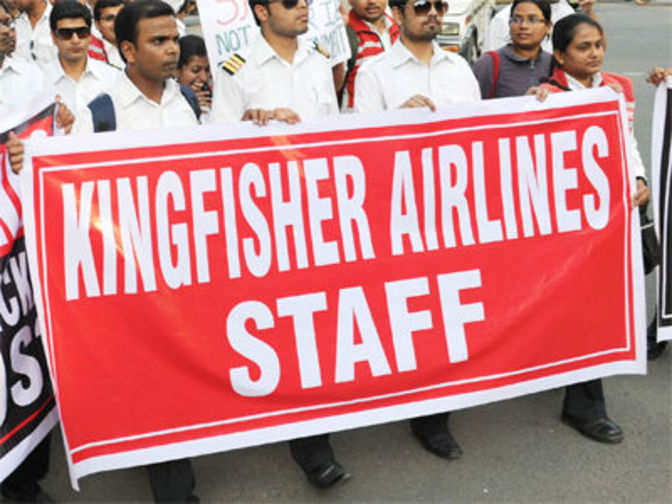 collapse of kingfisher airlines The collapse of kingfisher airlines in 2012 was an embarrassment for india's  aviation industry and the businessman behind it - vijay mallya.