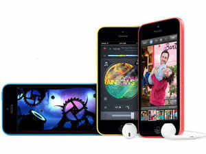 Amidst much anticipation, Apple unveiled a new smartphone, the iPhone 5C, which the company said is made from the 'incredible technology' of the iPhone 5.