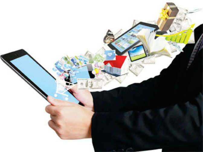 Tablets and smartphones are the future of marketing