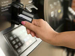 All new credit card swipe machines and ATMs will be required to have a mechanism for Aadhaar authentication using biometrics.