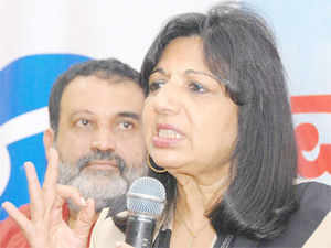 Kiran Mazumdar Shaw said the partnership will enable the company to address the huge unmet need of sepsis management in India and emerging markets.
