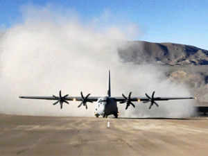 The Indian Air Force already has six C-130J planes, which it had acquired at a cost of around 1.06 billion USD and are deployed at its Hindon airbase.