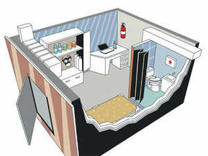 The anatomy of a safe room inside your home? - The Economic ... on home gun safe, home security fireproof box, home safes for the good, home tax safe, home china, home safes fireproof waterproof, opening sentry safe, home furniture safe, home safe keys, home safe bracelet, home fire safe, home safe with combination lock, home safe box, home safes manufacturers, home safes cheap, home safes consumer reports, home safes digital, home office safe, home safes bolt to floor, security safe,