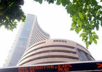 The fall in benchmark indices was led by profit booking witnessed in rate sensitive stocks such as banks, realty, cap goods and autos