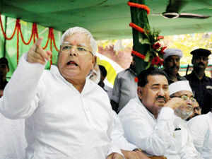 A special CBI court fixed September 30 as the judgement day for 45 accused, including Lalu Prasad, after the RJD chief completed his arguments in a fodder case.
