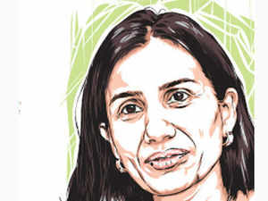 ICICI's transformation under Chanda Kochhar after the Lehman shake-up means the days of heady growth are over.