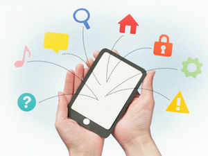 The Indian mobile advertising market will cross Rs 2,800 crore and revenues from paid mobile applications will touch Rs 2,000 crore in 2016, according to the report 'Mobile Internet in India, 2013'.