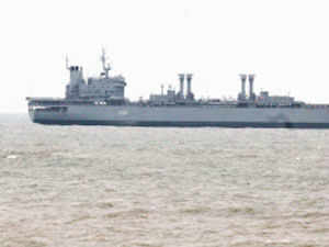 Aircraft carrier INS Vikramaditya is now expected to be handed over to the Indian Navy on November 15 in Russia, where it is presently undergoing refit.