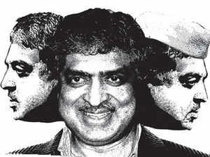 What is not clear in Nilekani's case—and this is not in his hands alone—is the shape this greater political participation could take.