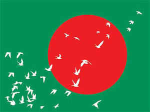 As India is unable to manage its spiralling CAD, Bangladesh sits on a current account surplus of $2.57 bn for the first time in its independent history.