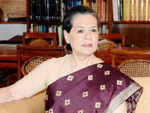 """Congress today dismissed as """"very, very immature"""" Sushma Swaraj's remarks on Sonia Gandhi's foreign origin, saying the Congress chief can become Prime Minister """"tomorrow if the party decides""""."""