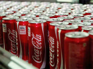 Just last month, the maker of Sprite and Thums Up had announced organizational changes to bring in greater synergies between the company's management.