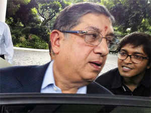 CAB also sought interim injunction against the Board of Control for Cricket in India (BCCI) from inducting Srinivasan in any of its committees.